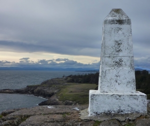 Iceberg Point Turning Monument 7.